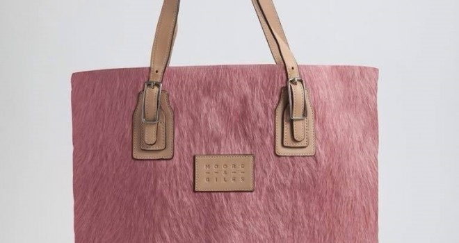 Moore and Giles Special Pink Purse